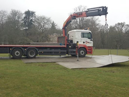 Access Road Haulage